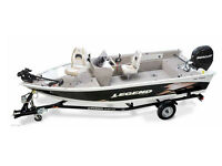 2011 Legend 16 XGS fishing boat w/ 60 HP 4 stroke