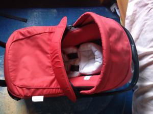 Baby capsule