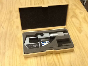 Mitutoyo 293-Series Digimatic Micrometer Kawartha Lakes Peterborough Area image 2