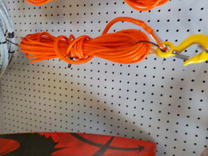 ATV WINCH ROPE SYNTHETIC ROPE WITH HOOKS