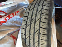 235 65 16 GOODYEAR ASSURANCE TIRES ONLY