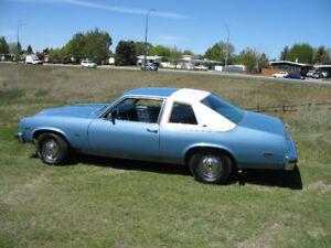 1976 Pontiac Ventura Landau - All Original