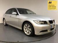 2008 08 BMW 3 SERIES 2.0 320D EDITION SE 4D AUTO 174 BHP DIESEL
