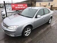 2007 FORD MONDEO EDGE (125) SERVICE HISTORY, WARRANTY, NOT VECTRA PASSAT A4 FOCUS ASTRA