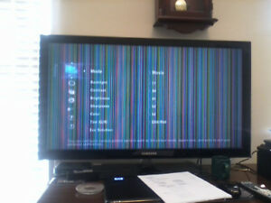 Broken Or Unwanted LCD LED TVS