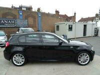 BMW 1 SERIES 120D M SPORT SPORTS 5DR AUTO 2006/56