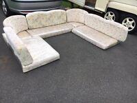 Tabbert caravan cushions