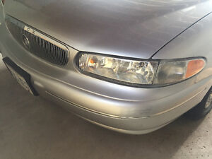 LOW KM Very Clean 2002 Buick Century