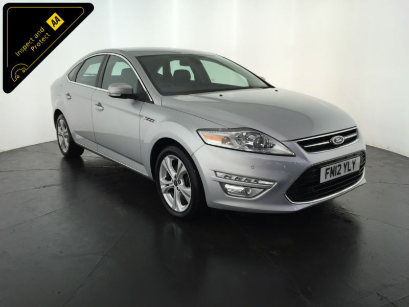 2012 FORD MONDEO TITANIUM X TDCI 1 OWNER SERVICE HISTORY FINANCE PX WELCOME