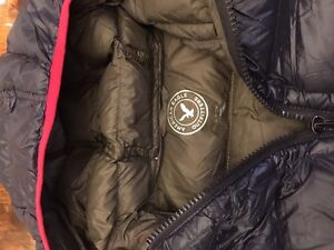 American Eagle men's down jacket size S new condition Kitchener / Waterloo Kitchener Area image 3