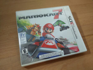 Mario Kart 7 (Nintendo 3DS) (Français)