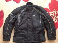 Raven Motorcycle Weatherproof XL Jacket