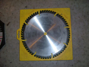 "SAW BLADES circular 10"" carbide tipped--- 2---REDUCED-$40.00 Belleville Belleville Area image 3"