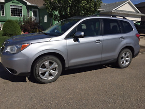 2014 Subaru Forester Limited SUV, Crossover