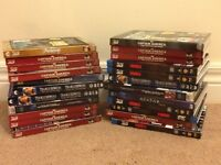 3D movies X MEN Guardians Transformers 4 Capt. America 2 Lego