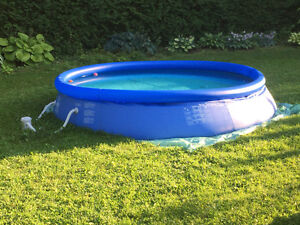 Summer waves pool 12ft 30 inch