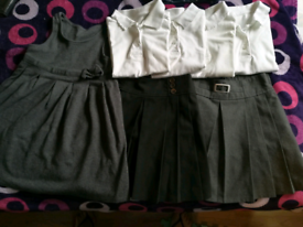 Girls school uniform (4-5 years)