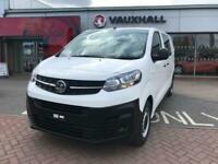 2021 Vauxhall Vivaro L1 Edition Doublecab 3100 2.0 Turbo D 120PS S/S Panel Van D