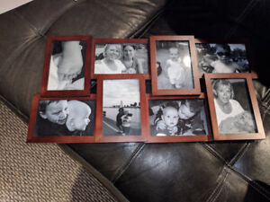 Looking for collage pic frame (8 photos) like picture