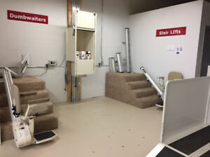 Stair Lifts-Lift Chairs-Platform Lifts-Dumbwaiters