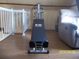 Body Sculpture Fitness Machine