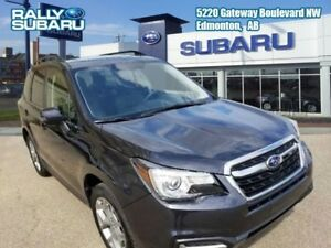 2018 Subaru Forester 2.5i Limited  - Low Mileage