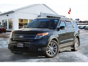 2014 Ford Explorer Limited LIMITED | REDUCED | HEATED & COOLE...