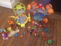 Octonauts toy bundle
