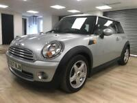 Mini Mini 1.6 Cooper PEPPER SILVER BLUETOOTH CRUISE CONTROL WARRANTY FULL SERVIC