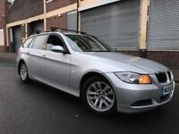 BMW 3 Series 55 REG 2.0 320d SE Touring AUTO 5 door ESTATE, 2 OWNERS, ROOF RACK