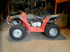 Bombardier Rally quad for sale. Project or parts
