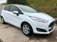 Ford Fiesta 1.6TDCi ( 95ps ) ECOnetic ( s/s ) 2013.25MY Titanium