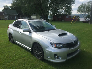 300 HP- 2011 Subaru WRX Limited