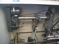 Drill Press and table