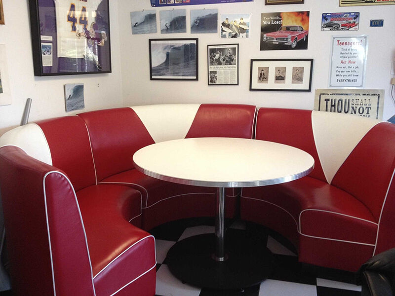 How To Build A 50s Diner Booth EBay