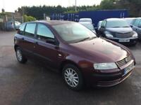 2002 Fiat Stilo 1.9JTD Active diesel manual