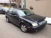 2000 VW Jetta Turbo For sale
