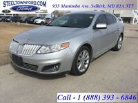 """2012 Lincoln MKS """"AWD ECO BOOST LTHR MOON N""""   - Leather seats -"""