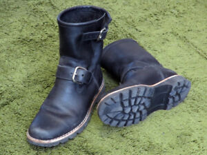 Roots Women's Motorcycle Boots