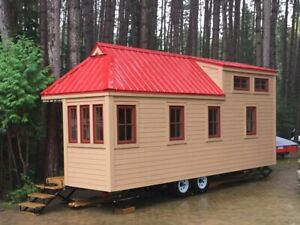 Enjoyable Tiny House Kijiji Buy Sell Save With Canadas 1 Home Interior And Landscaping Ponolsignezvosmurscom