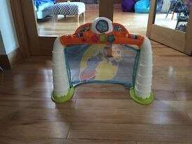 Infants first football net