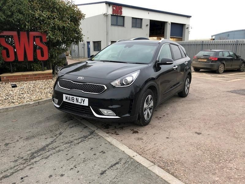 2018 (18) Kia Niro 2 Estate 1 6 Semi Auto Petrol - SALVAGE | in Tewkesbury,  Gloucestershire | Gumtree
