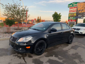 CERTIFIED 2011 SUZUKI KIZASHI AWD FULLY LOADED , SUNROOF