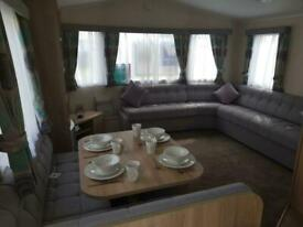 Static caravan -2019 Willerby Rio Gold - Sited (choice of pitch) Cumbria