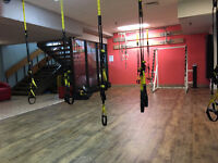 Personal Training Studio on  Queen St downtown Dartmouth