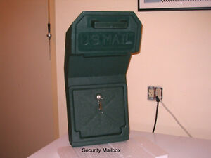 Security Mail Box