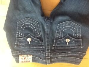 Brand new women's True Religion jeans with tags and retail bag! Edmonton Edmonton Area image 6
