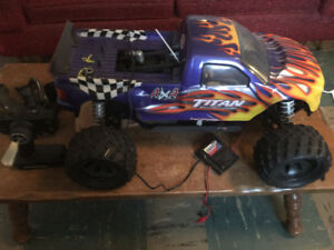 Fifth Scale Monster Truck