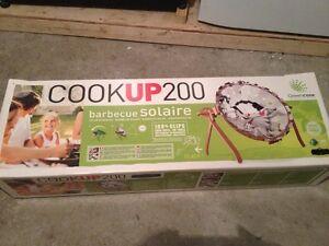 Barbecue solaire bbq