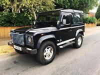 2001 Land Rover 90 Defender 2.5Td5 County Td5 + 140K + NO MOT + AIR CON